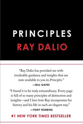 Process Triaging syncs with Ray Dalio's Life Principles (5-Steps